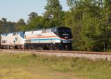 Amtrak Heritage Painted Engines