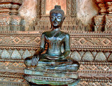 Seated Buddha image #2