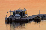 Two Bay docks before sunset 2011 Oct 2nd
