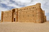 Découverte de la Jordanie - Les châteaux du désert de l'est jordanien
