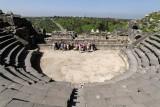 Découverte de la Jordanie - Le site gréco-romain de Umm Qais, et la ville d'Ajlun