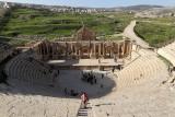 Découverte de la Jordanie - Visite du site gréco-romain de Jérash