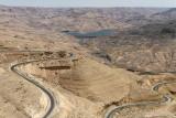 Découverte de la Jordanie - La canyon du Wadi Mujib