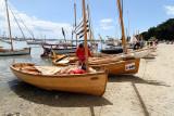 Semaine du Golfe 2011 – Mardi 31 mai : fête des équipages sur l'île d'Arz