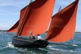 Semaine du Golfe 2011 – Les premiers voiliers le week-end précédent la fête