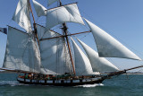 La Semaine du Golfe 2011 - Rassemblement de bateaux de caractère - Old boats regattas in Brittany