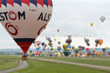 Lorraine Mondial Air Ballons 2011 - International hot air balloons meeting