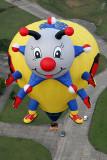 Lorraine Mondial Air Ballons 2011 - Journée du mercredi 27/07 - Vol du soir