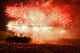 Le Grand Feu de Saint-Cloud - Un magnifique feu d'artifice de plus d'une heure !