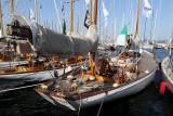 Voiles de Saint-Tropez 2011 - Journée du mercredi à bord de American Beauty la vedette de Marco