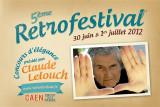 Le réalisateur Claude Lelouch sera le président du jury du concours d'élégance 2012