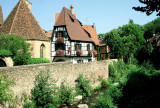 11 Kaysersberg - la rivière Weis