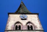16 Niedermorschwihr le clocher vrillé