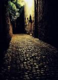 32 Balade dans Riquewhir de nuit
