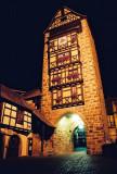33 Balade dans Riquewhir de nuit