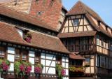 196 Visite de la ville d'Obernai