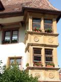 226 Découverte du village de Ribeauvillé - détail d'une orielle
