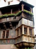 239 Découverte de la ville de Colmar - maison décorée