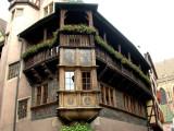 240 Découverte de la ville de Colmar - maison décorée