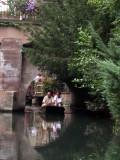 247 Colmar - balade en barque sur la Petite Venise
