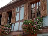 323 Unawihr fenêtre décorée