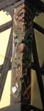 350 Village de Turckheim - poutre décorée