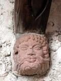 357 Village de Turckheim - détail d'un mur
