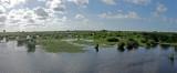 Panorama de la Grande Brière à Bréca 3