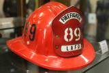 Visite du musée des Sapeurs-Pompiers du Val d'Oise à Osny