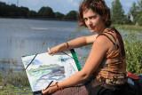 Emilie du cours d'aquarelle de Kerhinet à l'étang de Sandun - MK3_4761_DXO.jpg