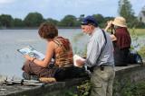 Le groupe du cours d'aquarelle de Kerhinet à l'étang de Sandun - MK3_4777_DXO.jpg