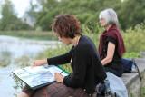Le groupe du cours d'aquarelle de Kerhinet à l'étang de Sandun - MK3_4782_DXO.jpg