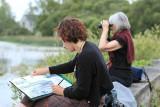 Le groupe du cours d'aquarelle de Kerhinet à l'étang de Sandun - MK3_4783_DXO.jpg