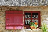Maison typique de la Grande Brière avec sons toit de chaume - MK3_4837_DXO.jpg