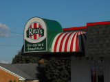 Rita's Ice flavor blend experiment - 8-18-12