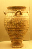 Amphora from the Minoan Civilization 17th Century BC excavated from ancient Akrotiri