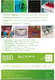 Group art exhibit in Georgetown on 5 May