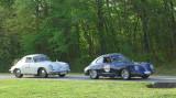 Porsche 356 duo