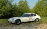 1973 Jaguar type E