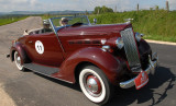 1937 Packard 120 Six