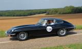 1969 Jaguar Type E FHC coupé