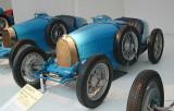 1925 Bugatti type 35 chassis 4492 biplace course