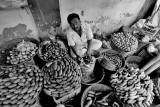 A Vegetable Seller in Eastern India