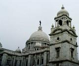 Victoria Memorial, Kolkata, India (Canon EOS 500QD Film SLR)