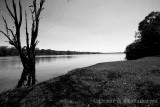 Nsobe Camp and Luapula river