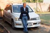 At Chingola, Zambia