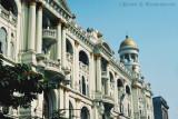 The Old USIS Building at Kolkata