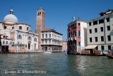 At the Grand Canal of Venice