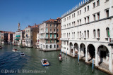 The Grand Canal from Realto Bridge
