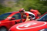 Levi Leipheimer, Team Radio Shack, 2011 Tour of Utah Stage 2